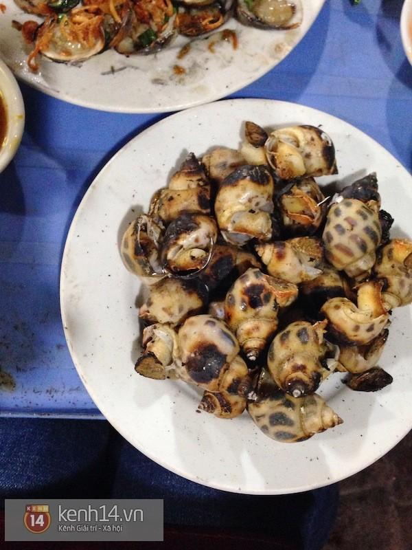 Muốn ăn hải sản ngon ở Hà Nội thì nên ăn ở đâu?