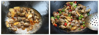 Công thức làm món ốc xào cay vừa ăn vừa xuýt xoa ngày lạnh