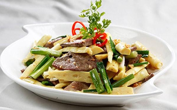 5 công thức món xào ngon từ thịt bò cực kì đơn giản
