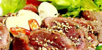 Tổng hợp các món ăn từ thịt ngựa