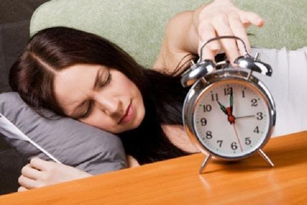Điều gì khiến cho cấu trúc giấc ngủ bất thường? 1
