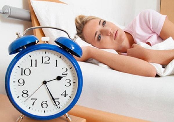 Điều gì khiến cho cấu trúc giấc ngủ bất thường? 2