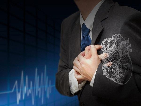 Hiện tượng đánh trống ngực có phải là biểu hiện của rối loạn nhịp tim? 1