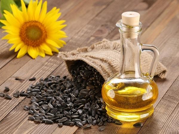 Những loại dầu ăn được sử dụng phổ biến 4
