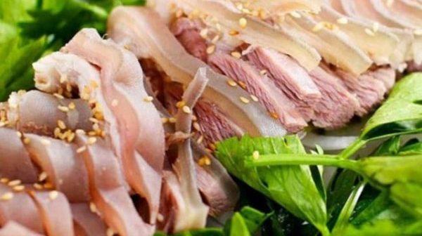Cách làm thịt dê xào dứa