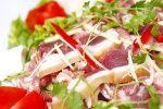 cách làm thịt dê xào lá lốt