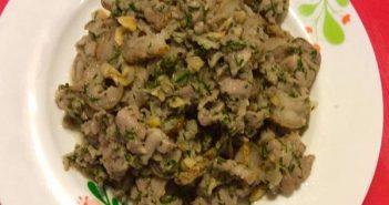 thịt xào lá lốt
