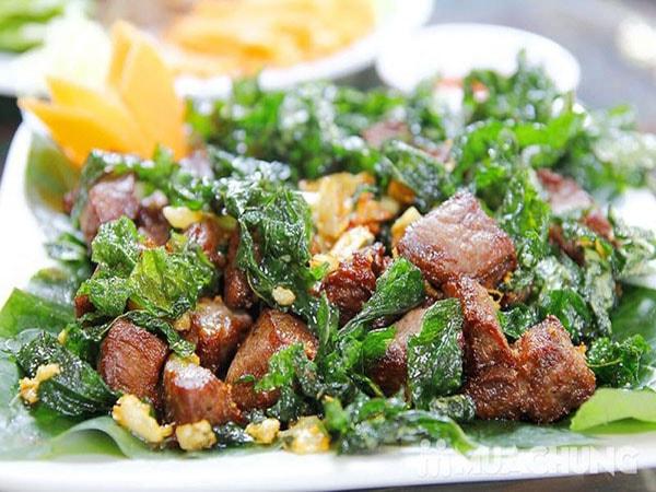 Cách làm món thịt trâu xào lá lốt: Món ăn hấp dẫn nhất định phải thử 1