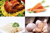 cách chế biến món thịt ngỗng xào lăn