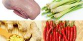 cách chế biến thịt ngỗng hấp