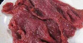 Người nào không nên ăn thịt trâu? Thịt trâu kỵ gì? 1