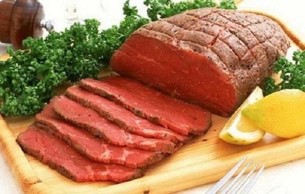 Người nào không nên ăn thịt trâu? Thịt trâu kỵ gì? 2