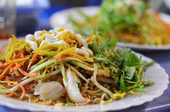 Đặc sản phở chua Hà Giang