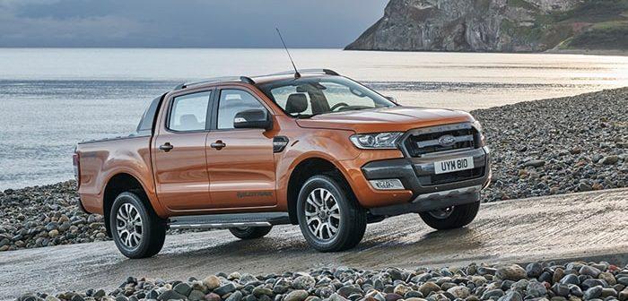 Đánh giá xe Ford Ranger thế hệ mới nhất