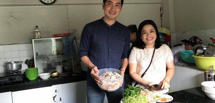 Mê mẩn món canh kim chi thịt bò của soái ca Nguyễn Phi Hùng