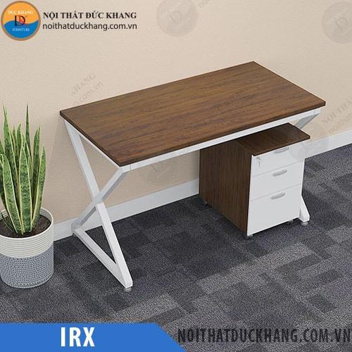 Bàn làm việc chân sắt IRX