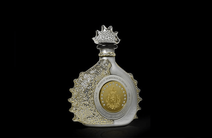Rượu ngoại Dollars Henri IV Dudognon Heritage Cognac Grande Champagne - 2 triệu USD
